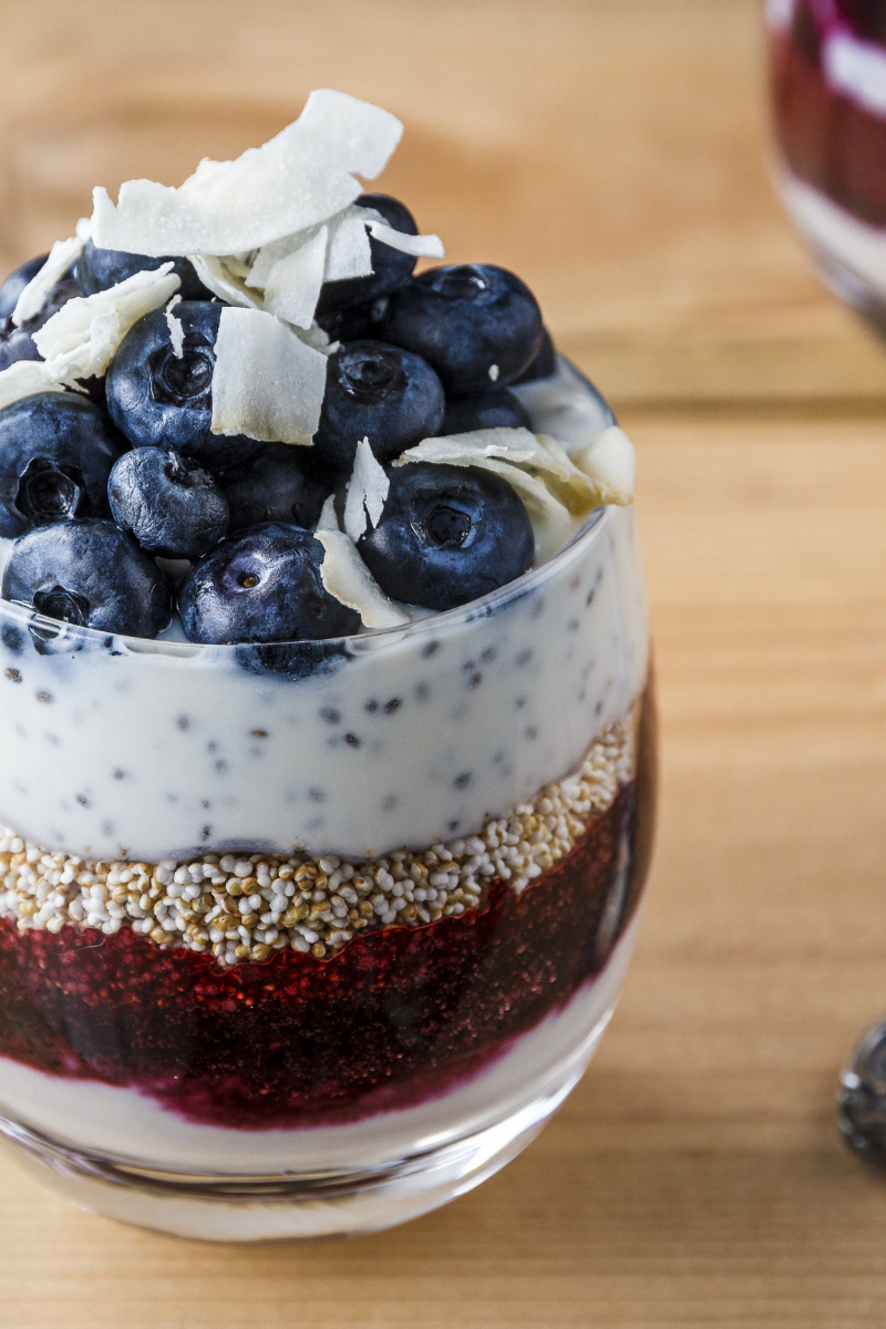 healthy pudding recipes